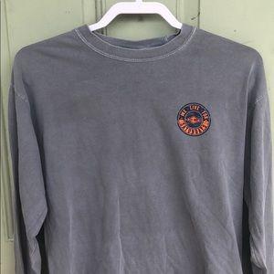 Medium Auburn Comfort Color Shirt